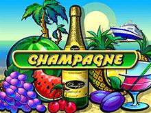 Champagne играйте в клубе Вулкан Удачи